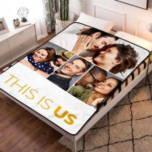 This Is Us Blanket