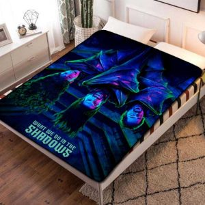 Chillder What We Do in the Shadows Blanket. What We Do in the Shadows Fleece Blanket Throw Bed Set Quilt Bedroom Decoration.