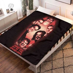 What We Do in the Shadows TV Series Fleece Blanket Throw Quilt