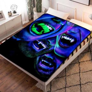 What We Do in the Shadows Shows Fleece Blanket Throw Bed Set