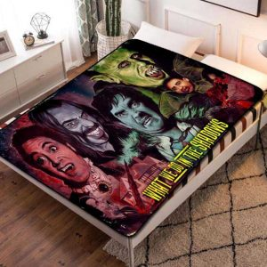 What We Do in the Shadows Fleece Blanket Throw Quilt