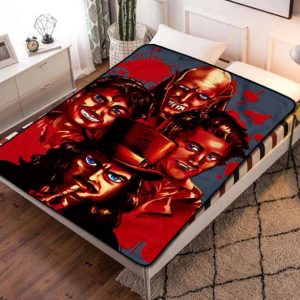 What We Do in the Shadows Series Fleece Blanket Throw Quilt