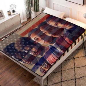 When They See Us TV Series Fleece Blanket Quilt