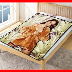 Becky G #1937 Blanket Quilt Bedding Bedroom Set