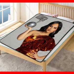 Becky G #1940 Blanket Quilt Bedding Bedroom Set