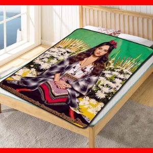 Chillder Becky G Blanket. Becky G Fleece Blanket Throw Bed Set Quilt Bedroom Decoration.