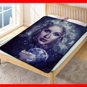 Christina Aguilera #2048 Blanket Quilt Bedding Bedroom Set
