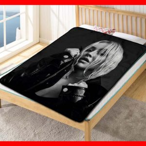 Chillder Christina Aguilera Blanket. Christina Aguilera Fleece Blanket Throw Bed Set Quilt Bedroom Decoration.