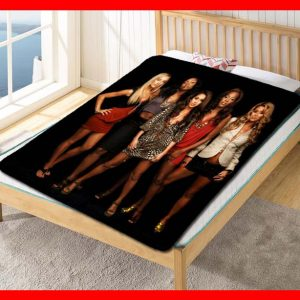 Danity Kane Show Stopper Quilt Blanket Throw Fleece