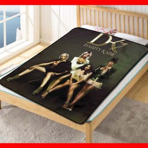 Danity Kane Fleece Blanket Throw Quilt