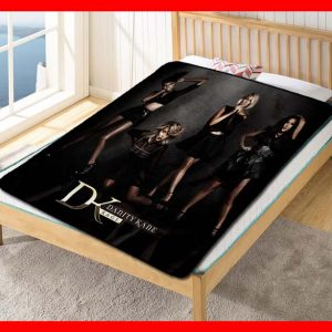 Danity Kane Singer Fleece Blanket Throw Quilt