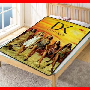 Danity Kane Bad Girl Quilt Blanket Fleece Throw