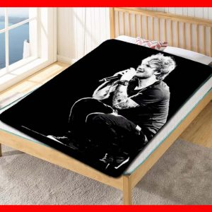 Ed Sheeran #2652 Blanket Quilt Bedding Bedroom Set