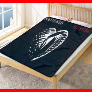 Foo Fighters Album Band #1560 Blanket Quilt Bedding Bedroom Set