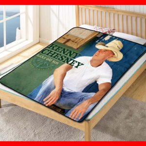 Chillder Kenny Chesney Blanket. Kenny Chesney Fleece Blanket Throw Bed Set Quilt Bedroom Decoration.