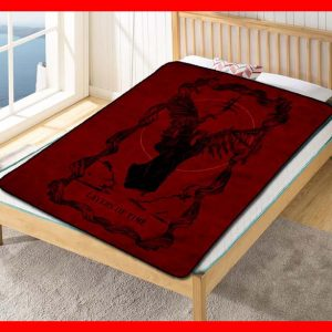 Lacuna Coil Layers Of Time Quilt Blanket Fleece Bed Set