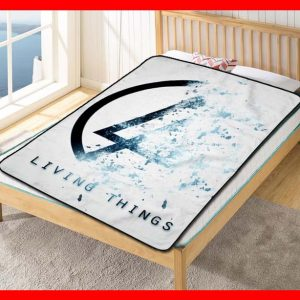 Linkin Park #1611 Blanket Quilt Bedding Bedroom Set