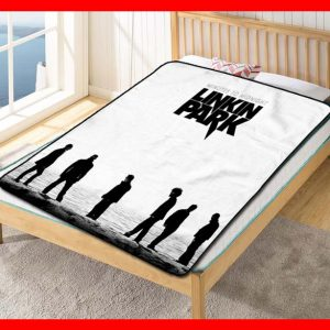 Linkin Park Rock Band Fleece Blanket Throw Quilt