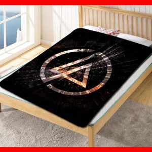 Linkin Park #1612 Blanket Quilt Bedding Bedroom Set