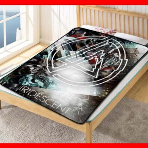Linkin Park #1613 Blanket Quilt Bedding Bedroom Set