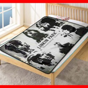 Linkin Park #1614 Blanket Quilt Bedding Bedroom Set