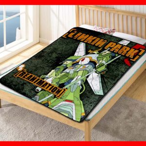 Linkin Park #1615 Blanket Quilt Bedding Bedroom Set