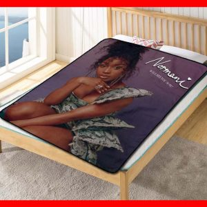 Normani Kordei Will See You Now Quilt Blanket Fleece Bed Set