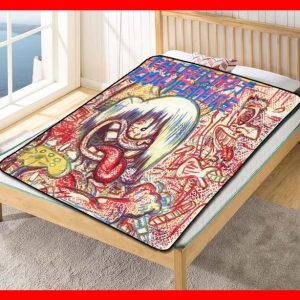Red Hot Chili Peppers Baby Appeal Quilt Blanket Fleece Bed Set