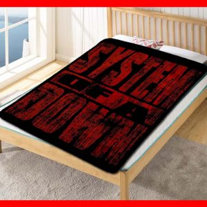 System Of A Down Blanket