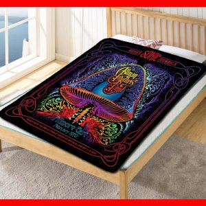 The Allman Brothers Band #1776 Blanket Quilt Bedding Bedroom Set