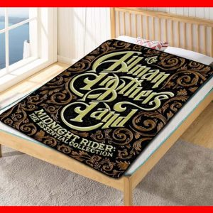 The Allman Brothers Band #1780 Blanket Quilt Bedding Bedroom Set