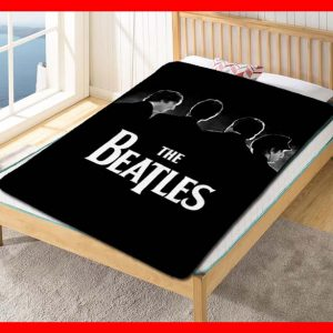 The Beatles #1788 Blanket Quilt Bedding Bedroom Set