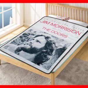 Chillder The Doors Blanket. The Doors Fleece Blanket Throw Bed Set Quilt Bedroom Decoration.