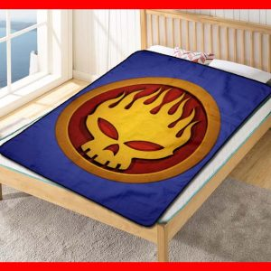 The Offspring Conspiracy of One Quilt Blanket Fleece Throw