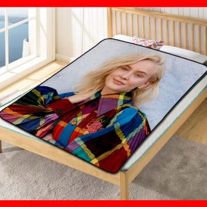 Zara Larsson #2579 Blanket Quilt Bedding Bedroom Set