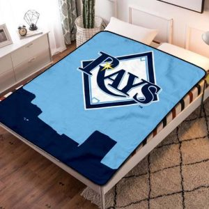Tampa Bay Rays Blanket