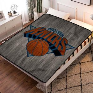 Chillder New York Knicks Blanket. New York Knicks Fleece Blanket Throw Bed Set Quilt Bedroom Decoration.