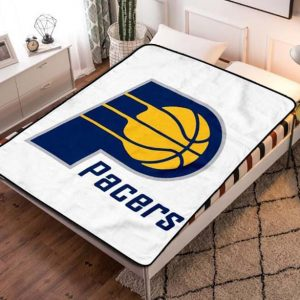 Chillder Indiana Pacers Blanket. Indiana Pacers Fleece Blanket Throw Bed Set Quilt Bedroom Decoration.