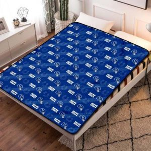 Indianapolis Colts Football Fleece Blanket Quilt