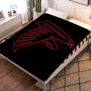 Chillder Atlanta Falcons Blanket. Atlanta Falcons Fleece Blanket Throw Bed Set Quilt Bedroom Decoration.