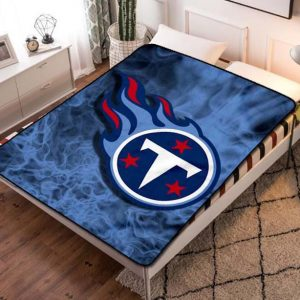 Chillder Tennessee Titans Blanket. Tennessee Titans Fleece Blanket Throw Bed Set Quilt Bedroom Decoration.