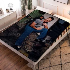 Mark Wahlberg Daddy's Home Quilt Blanket Fleece Throw