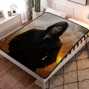 Tom Cruise Mission Impossible Quilt Blanket Throw Fleece