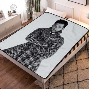 Tom Holland The Impossible Quilt Blanket Fleece Throw